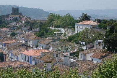 Obidos is een van de 9 wonderen van Portugal