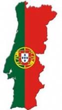 Kleuren van de vlag van Portugal